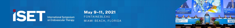 ISET 2021 Main banner
