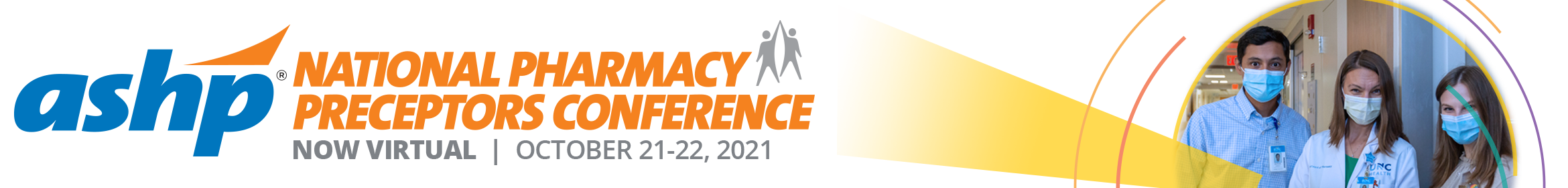 2021 National Pharmacy Preceptors Conference Main banner