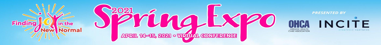 Spring 2021 Virtual Event Main banner