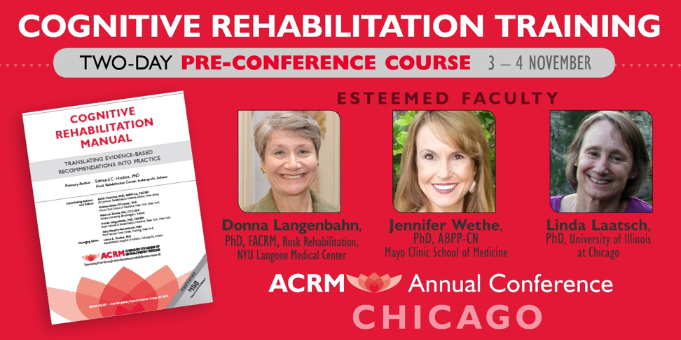 ACRM Annual Conference 2019