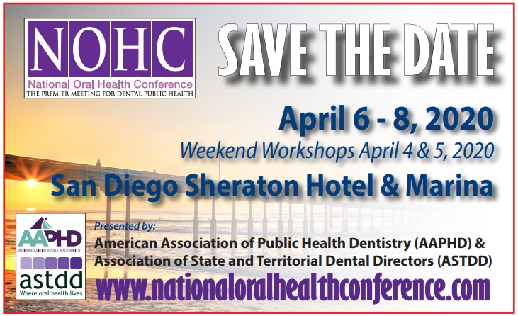 2019 National Oral Health Conference